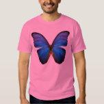 Gorgeous Blue Morpho Butterfly T-shirt