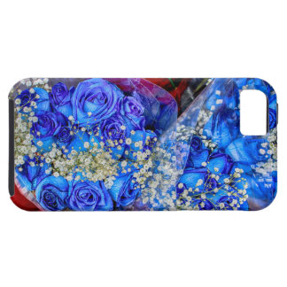 Gorgeous Blue Roses Photo iPhone 5 Cover