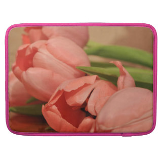 GORGEOUS BOUQUET OF TULIPS MacBook PRO SLEEVE
