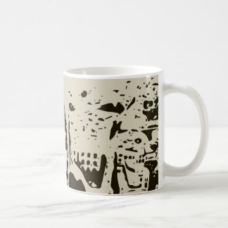 Gorgeous Brick and Stone Cathedral in Europe Mug