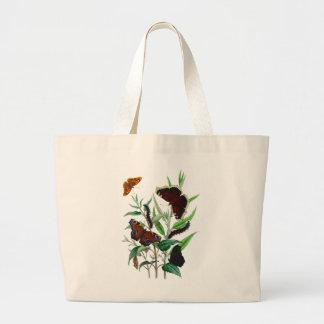 Gorgeous Butterflies Canvas Bags