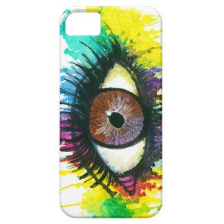 Gorgeous Chaos iPhone SE/5/5s Case
