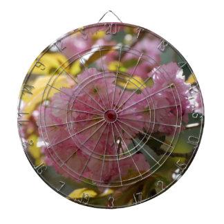 Gorgeous Cherry Blossoms Dartboard