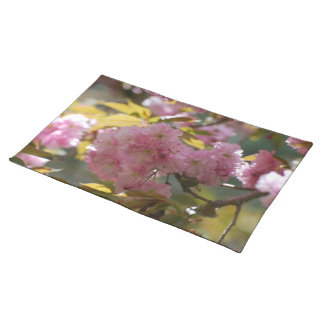 Gorgeous Cherry Blossoms Place Mats