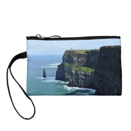 Gorgeous Cliffs of Moher Coin Wallets