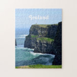 "Gorgeous Cliffs of Moher Jigsaw Puzzle<br><div class=""desc"">Amazing views of the Cliffs of Moher in Clare County Ireland.</div>"
