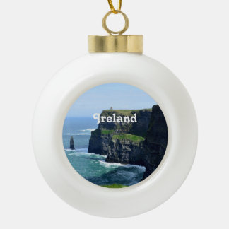 Gorgeous Cliffs of Moher Ornaments