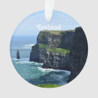 Gorgeous Cliffs of Moher Ornament