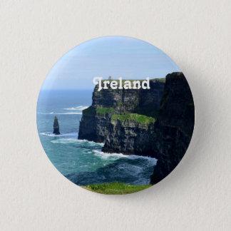 Gorgeous Cliffs of Moher Pinback Button