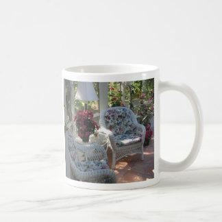Gorgeous Conservatory! Classic White Coffee Mug