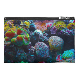 Gorgeous Coral Reef Travel Accessory Bags