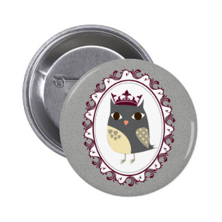 Gorgeous Custom Country Owl Pinback Buttons