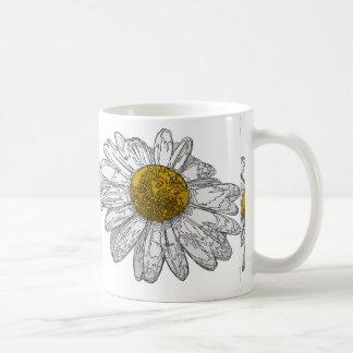 Gorgeous Daisy Art Mug
