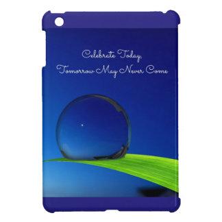 Gorgeous Dew Drop Overlay On Moon iPad Mini Case