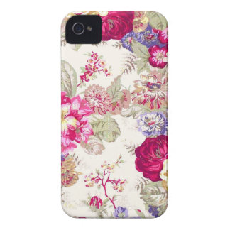Gorgeous Display of Roses Vintage Image Design iPhone 4 Case-Mate Case