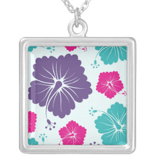 Gorgeous Fabulous Clever Nice Square Pendant Necklace