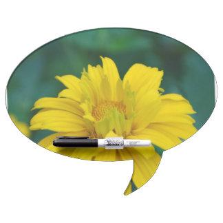 Gorgeous False Sunflower Dry-Erase Whiteboards