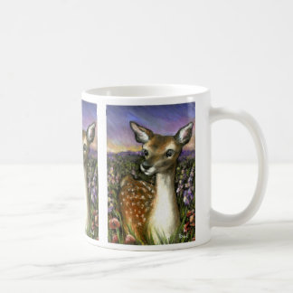 Gorgeous fawn coffee mug