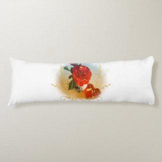 Gorgeous Floral & Heart Body Pillow
