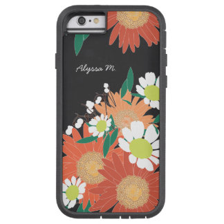 Gorgeous Floral Pattern Personalized iPhone 6/6s Tough Xtreme iPhone 6 Case