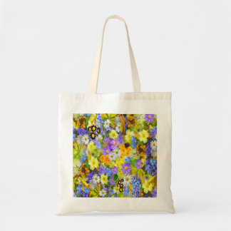 Gorgeous Floral Tote Bag