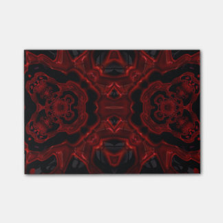 Gorgeous Fractal Art Post-it® Notes