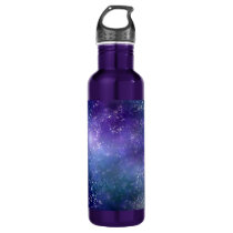 Gorgeous Galaxy Stainless Steel Water Bottle
