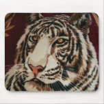 GORGEOUS GARDEN TIGER MOUSE PADS