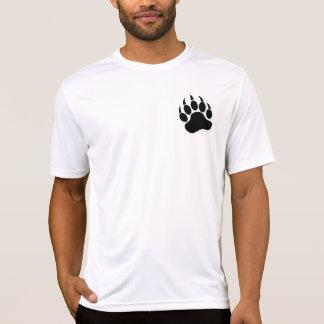 Gorgeous Gay Bear claw In B & W - Fitness Shirt