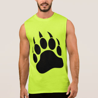 Gorgeous Gay Bear claw Large and In Charge Shirt