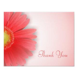 Gorgeous Gerbera Thank You Card