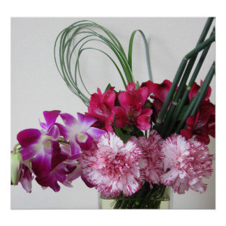 Gorgeous Gift Bouquet Print