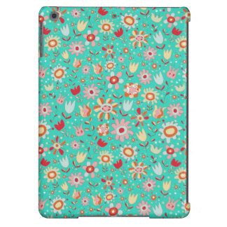 Gorgeous Girly Flowers iPad Air Case