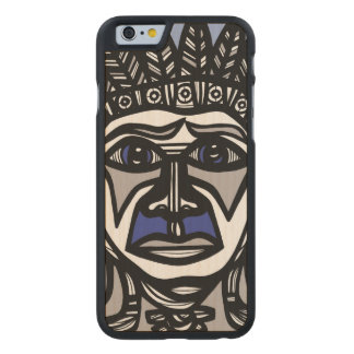 Gorgeous Hearty Now Poised Carved® Maple iPhone 6 Case