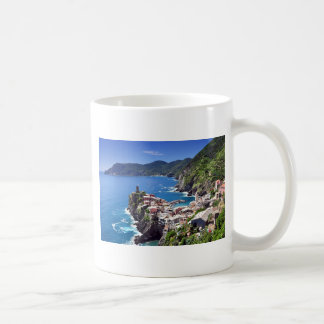 Gorgeous Italian Seaside Classic White Coffee Mug