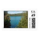 Gorgeous Lake View Postage Stamps