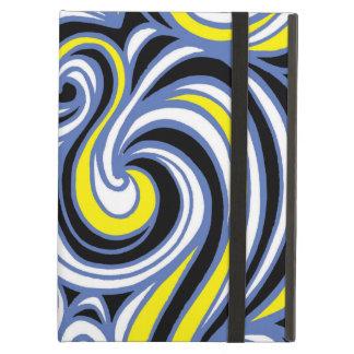 Gorgeous Laugh Simple Impartial iPad Air Cover