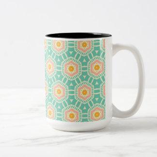 Gorgeous Laugh Simple Impartial Two-Tone Coffee Mug