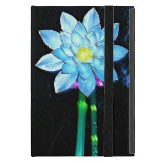 Gorgeous Lighted Asian Whimsical Flower Lantern iPad Mini Cases