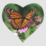 Gorgeous Monarch Butterfly Design Stickers