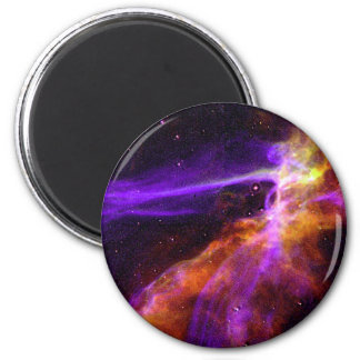 Gorgeous Nebula 2 Inch Round Magnet