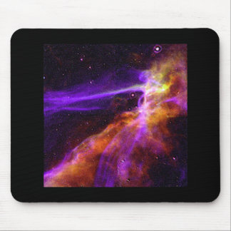 Gorgeous Nebula Mouse Pad