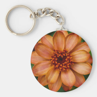 Gorgeous Orange Flower in Central Park Key Chains