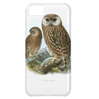 GORGEOUS OWLS COVER FOR iPhone 5C