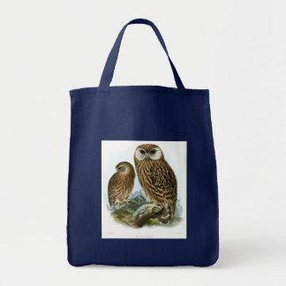GORGEOUS OWLS TOTE BAG