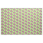 Gorgeous - Pastel Green Floral Fabric