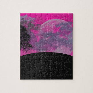 GORGEOUS PINK DREAMS JIGSAW PUZZLE