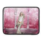 Gorgeous Pink Gazebo Elf Sleeve For MacBook Pro