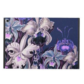 Gorgeous Purple Blue Vintage Flowers Powis iPad Air 2 Case