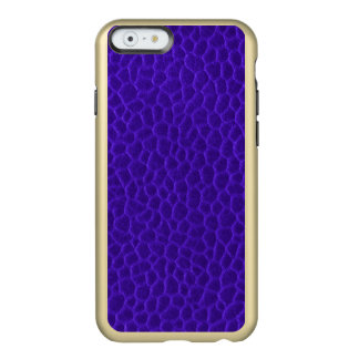 Gorgeous Purple Leather Texture Incipio Feather Shine iPhone 6 Case